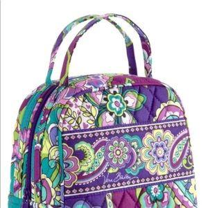 NWT Vera Bradley Lunch Bunch Bag Heather New Tags